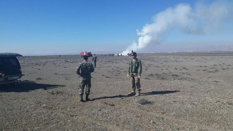 Konya'da Eğitim Uçağı Düştü: 2 Pilot Şehit 17