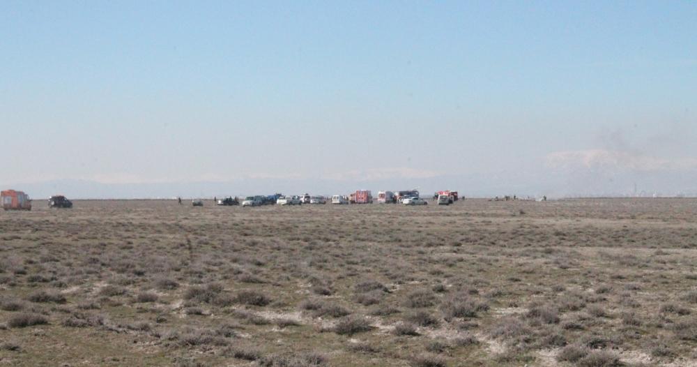 Konya'da Eğitim Uçağı Düştü: 2 Pilot Şehit 5