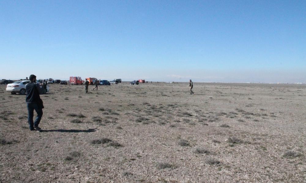 Konya'da Eğitim Uçağı Düştü: 2 Pilot Şehit 8