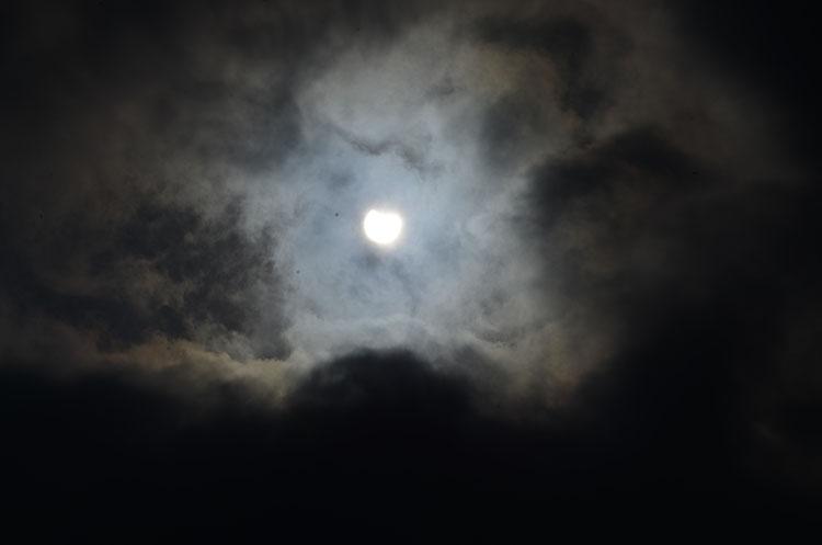 Konya'da Güneş Tutulması 10