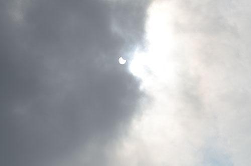 Konya'da Güneş Tutulması 2