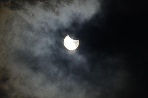 Konya'da Güneş Tutulması 3