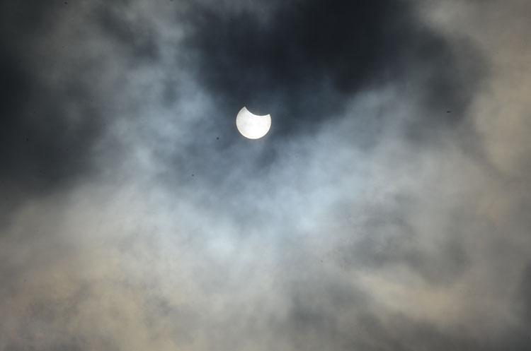 Konya'da Güneş Tutulması 8