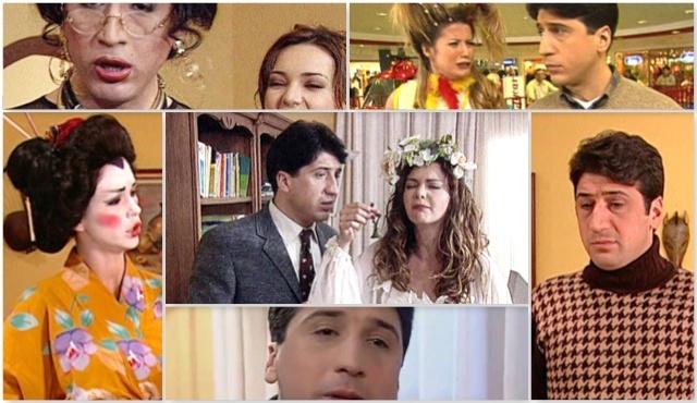 90'larda hangi dizileri izliyorduk? 18