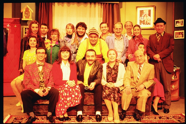 90'larda hangi dizileri izliyorduk? 6