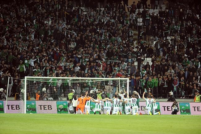 """Konyaspor """"ŞOV"""" Sürüyor 12"""