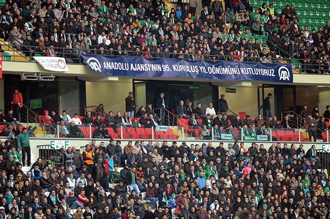 """Konyaspor """"ŞOV"""" Sürüyor 6"""