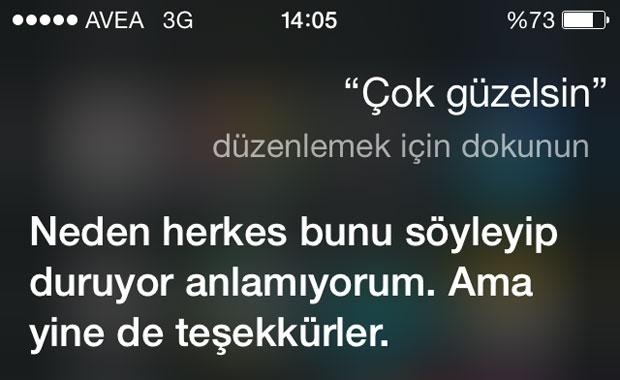 Siri'nin verdiği en komik cevaplar! 1