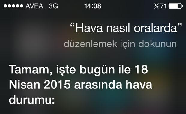 Siri'nin verdiği en komik cevaplar! 17