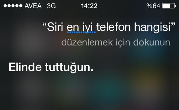 Siri'nin verdiği en komik cevaplar! 5