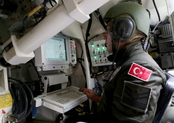 Türkiye'nin ilki sınırı koruyor! 11