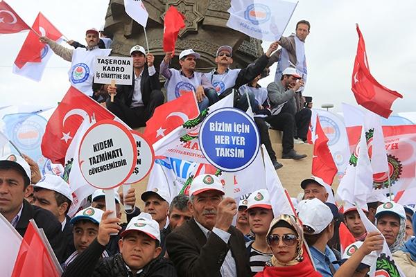 Konya'da 1 Mayıs 10