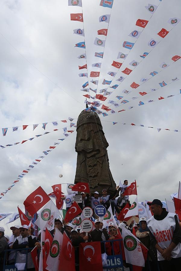 Konya'da 1 Mayıs 11