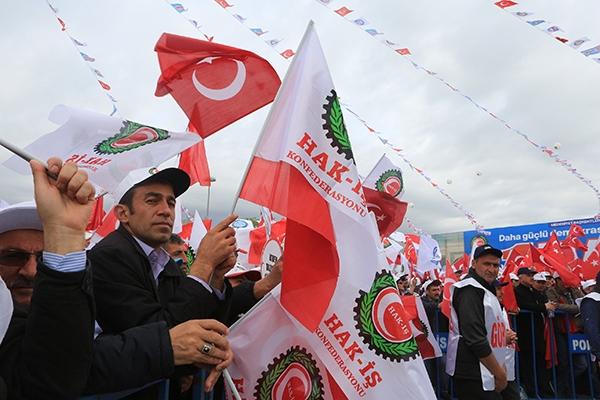 Konya'da 1 Mayıs 3