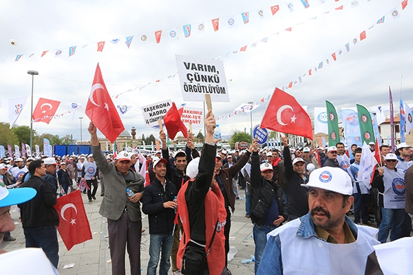 Konya'da 1 Mayıs 4