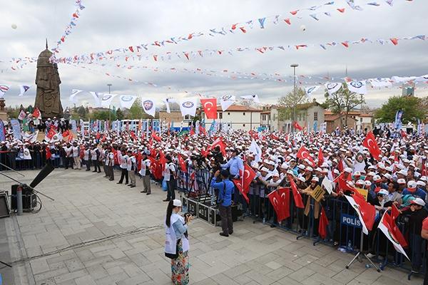 Konya'da 1 Mayıs 6