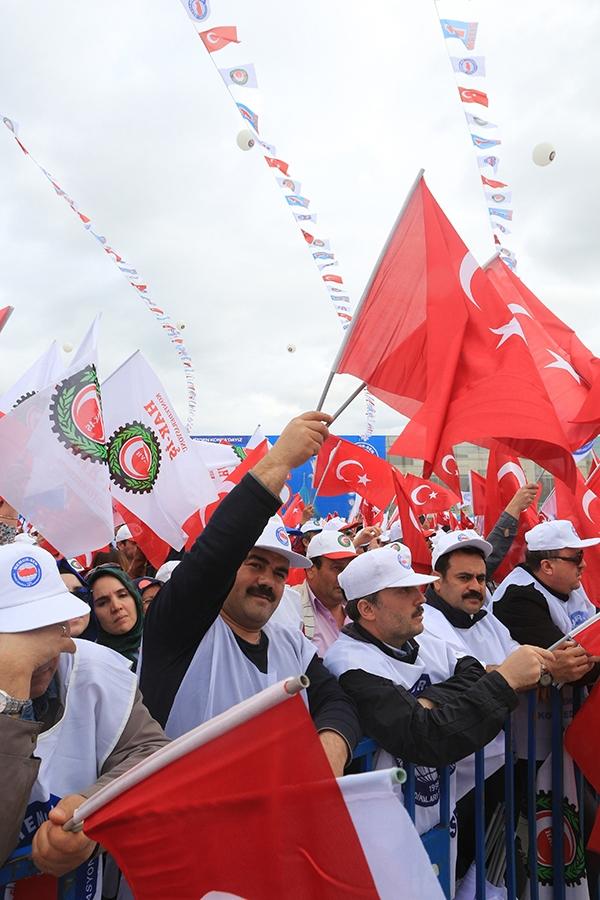 Konya'da 1 Mayıs 7