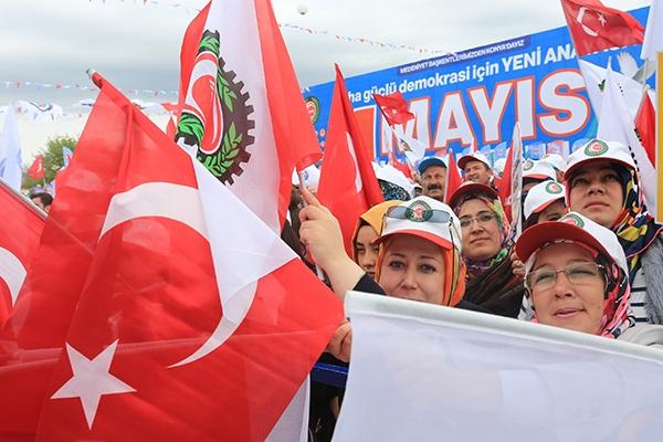 Konya'da 1 Mayıs 8