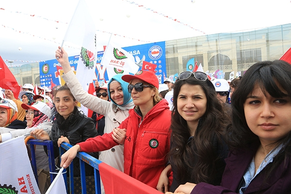 Konya'da 1 Mayıs 9