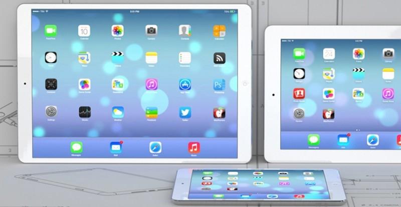 iPad Pro'nun Yakın Görselleri ve Ölçüleri Sızdı! 2
