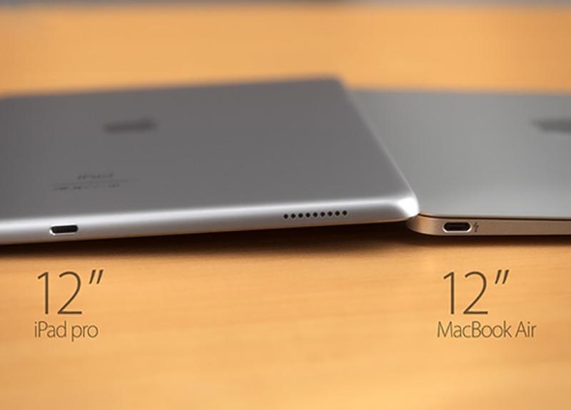 iPad Pro'nun Yakın Görselleri ve Ölçüleri Sızdı! 9