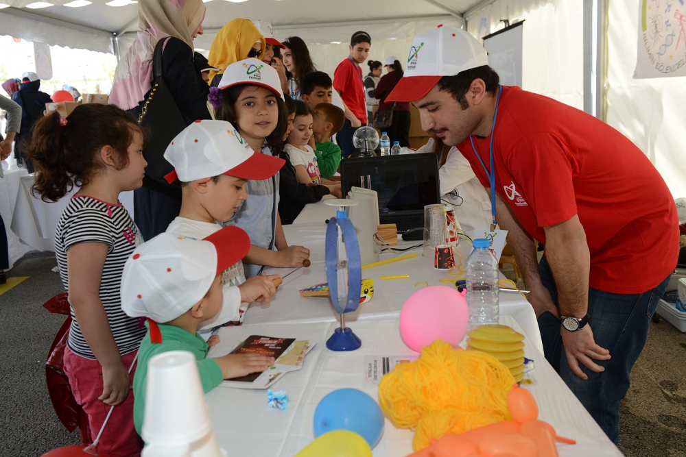 Konya Bilim Festivali Yoğun İlgi Gördü 4