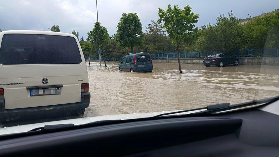 Konya sular altında! 1