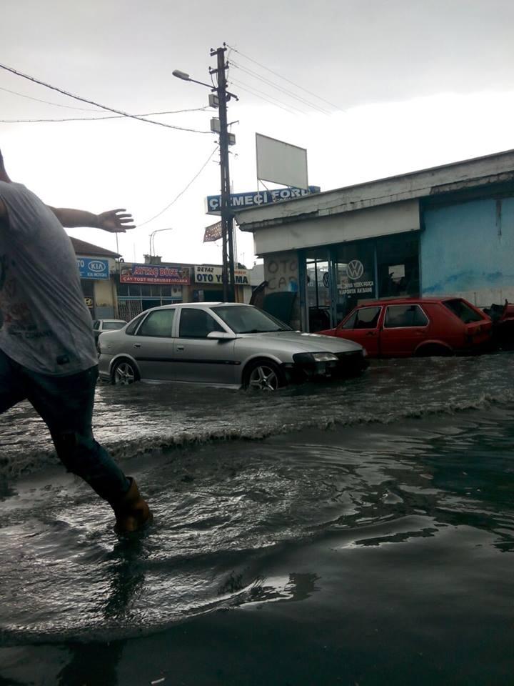 Konya sular altında! 11