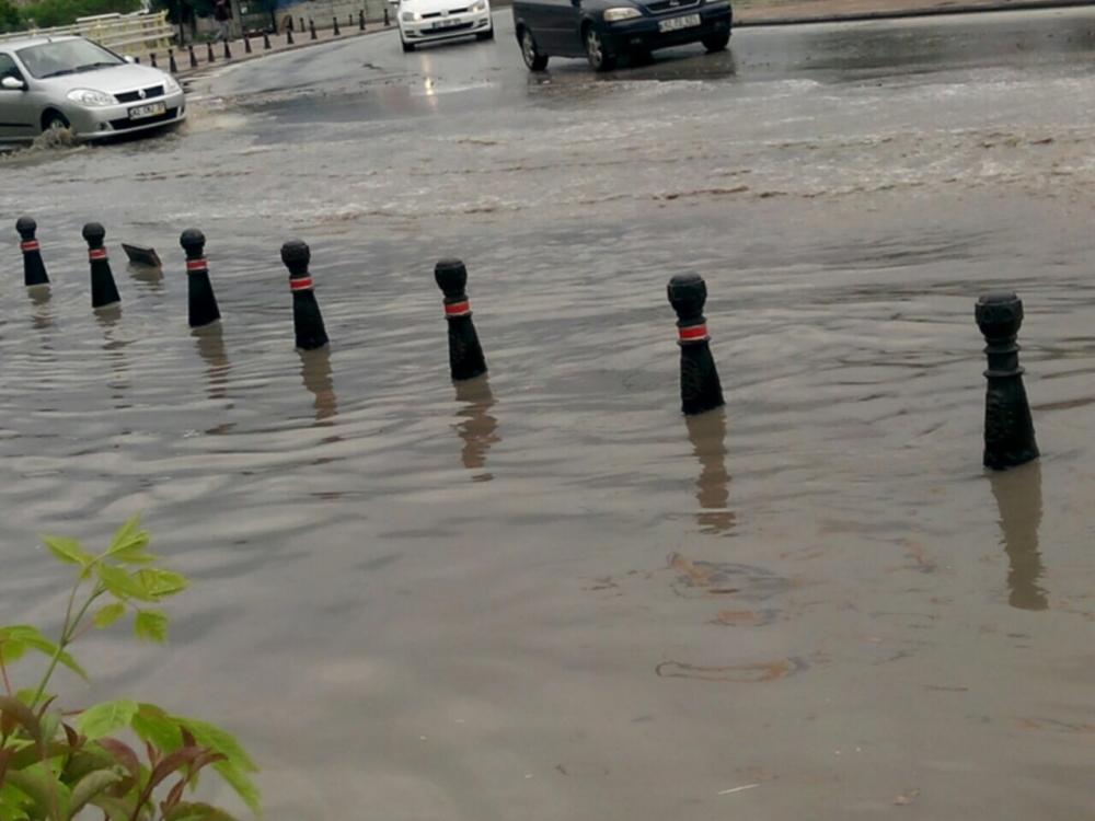 Konya sular altında! 14