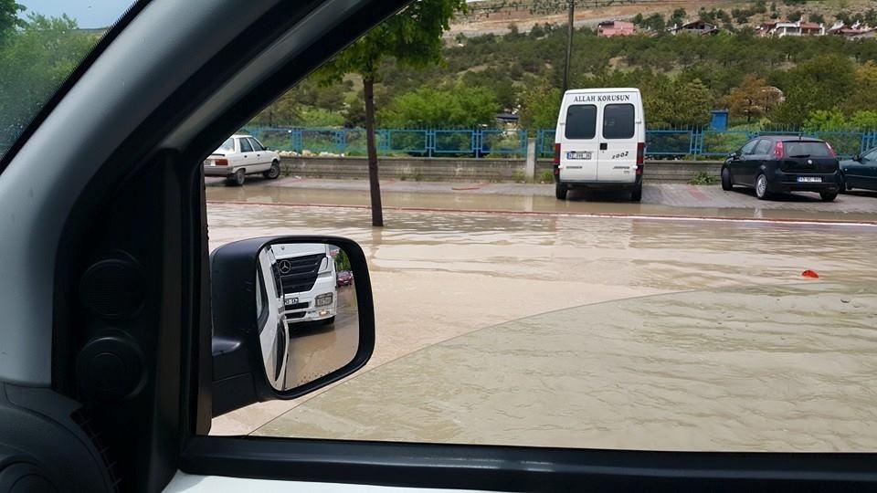 Konya sular altında! 3