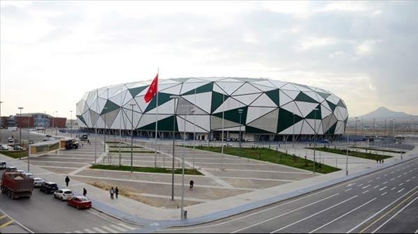 Hollandalılar inanamadı! Torku Arena... 1