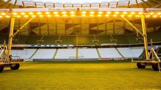 Hollandalılar inanamadı! Torku Arena... 7