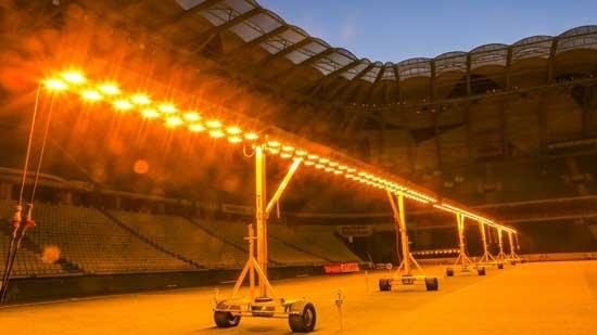 Hollandalılar inanamadı! Torku Arena... 9