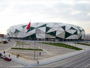 Hollandalılar inanamadı! Torku Arena...
