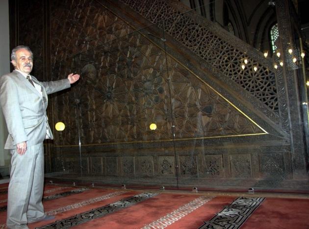 600 yıllık minber uzay bilimine ışık tutuyor 5
