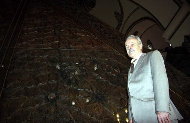 600 yıllık minber uzay bilimine ışık tutuyor 7