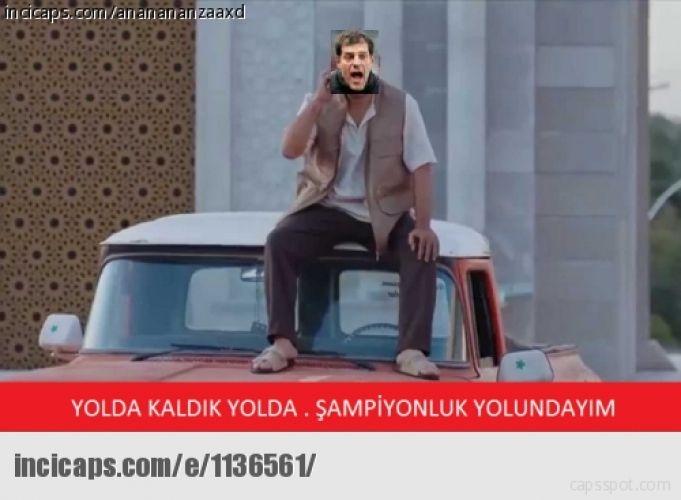 Beşiktaş - Torku Konya Capsleri 1