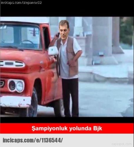 Beşiktaş - Torku Konya Capsleri 5