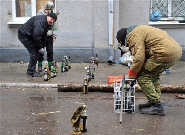 Ukrayna'da terörle mücadele operasyonu başladı 12