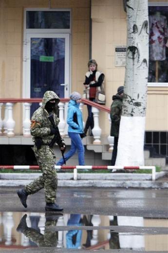 Ukrayna'da terörle mücadele operasyonu başladı 17