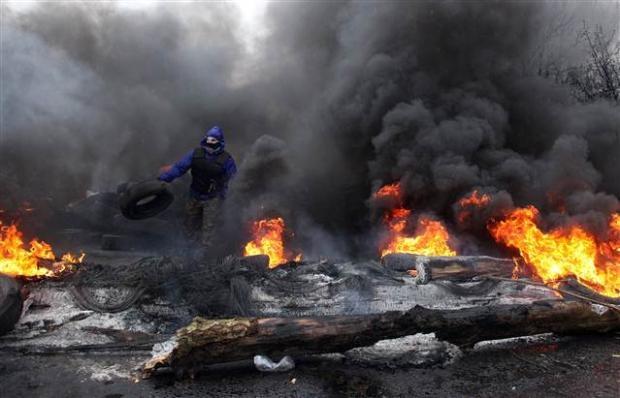 Ukrayna'da terörle mücadele operasyonu başladı 29