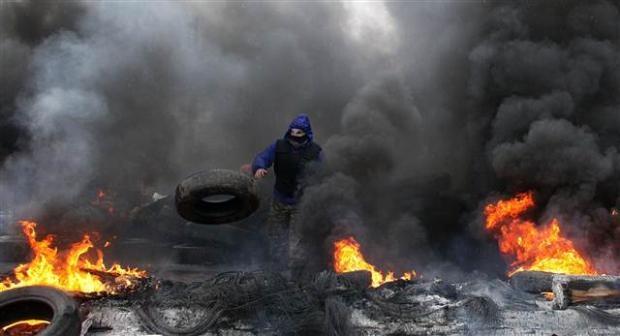 Ukrayna'da terörle mücadele operasyonu başladı 30