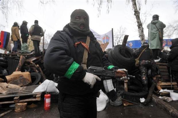 Ukrayna'da terörle mücadele operasyonu başladı 5