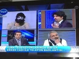 Televizyonlardaki akıl almaz sahneler 15