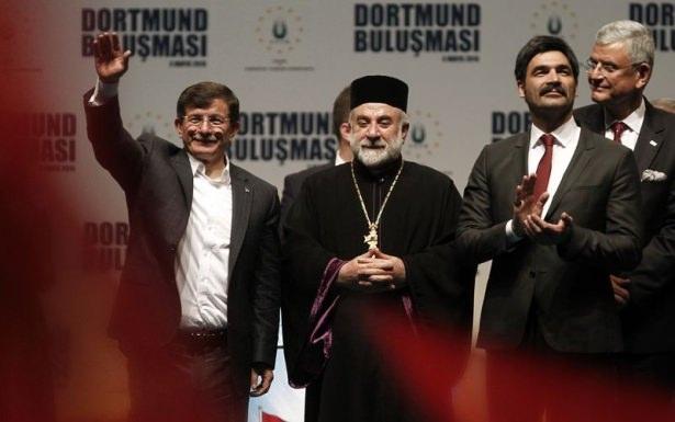 Davutoğlu Türkiye'yi il il gezdi 29