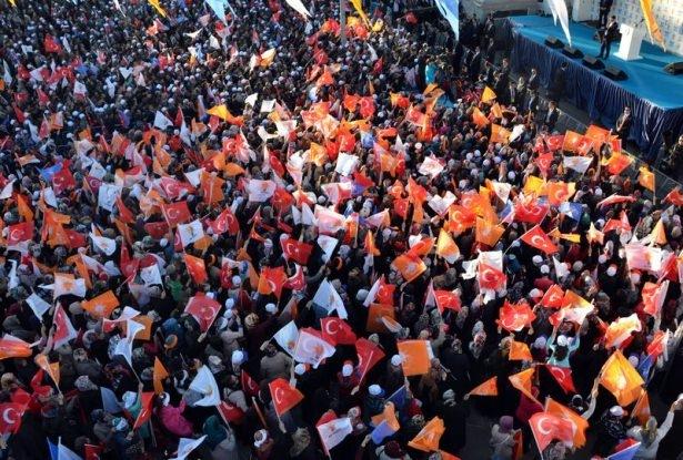Davutoğlu Türkiye'yi il il gezdi 4