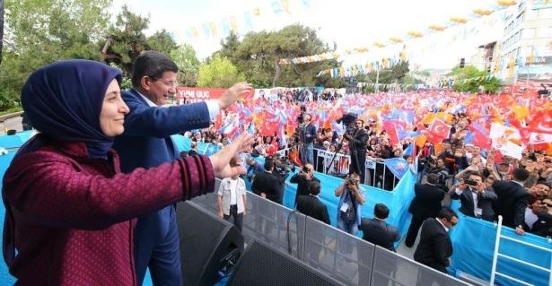 Davutoğlu Türkiye'yi il il gezdi 62