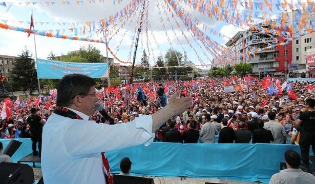 Davutoğlu Türkiye'yi il il gezdi 67