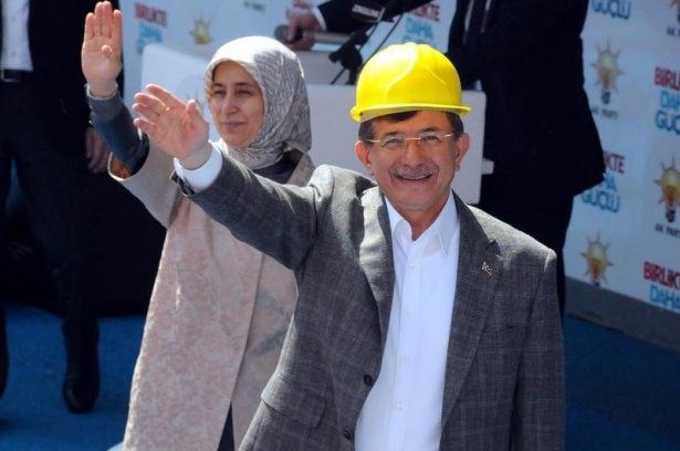 Davutoğlu Türkiye'yi il il gezdi 77