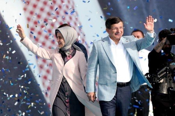 Davutoğlu Türkiye'yi il il gezdi 87